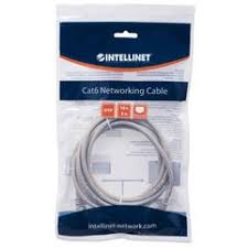 Intellinet <b>Network Cable</b>, Cat6, <b>UTP</b> (340373)