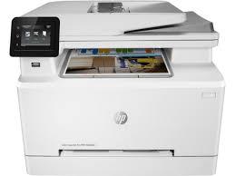 <b>МФУ HP Color LaserJet</b> Pro M283fdn | HP® Russia