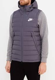 <b>Жилет</b> утепленный <b>Nike</b> M NSW <b>DOWN</b> FILL VEST купить за 5 ...