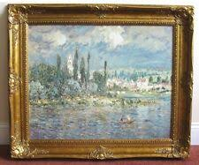 <b>Oil</b> Original Art <b>Paintings Claude Monet</b> for sale | eBay