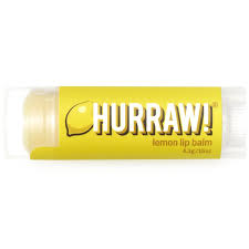 Hurraw! Balm, Lip Balm, <b>Lemon</b>, .15 oz (4.3 g) | <b>Бальзам для губ</b> ...