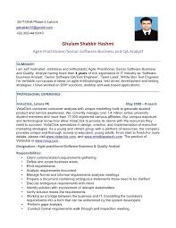 Qtp Resume  software testing resume sample sample resume  analyst         Ziptogreencom With Fetching Developer Resume Examples Is Astonishing Ideas Which Can Be Applied For Your Resume With Agreeable Examples Of Cover Letter