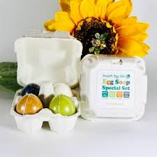 4 вида (<b>набор</b>) <b>Holika Holika Egg Soap</b> Special Set