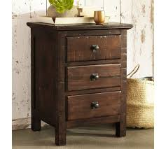 mason bedside table pottery barn bed side furniture