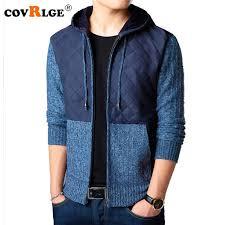 <b>Covrlge 2018 New</b> Fashion <b>Men</b> Hooded Sweater <b>Male</b> Thicker ...