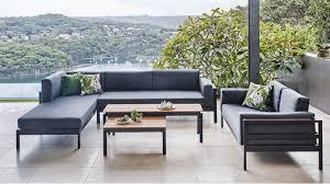 Buy San Remo <b>5</b>-<b>Piece Outdoor</b> Lounge Setting | Harvey Norman AU