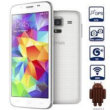 Otium S5 Android 4.4 3G <b>Smartphone</b> MTK6582 Quad Core 1.3GHz ...