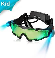 Kids Night Vision Goggles, Adjustable Spy Gear Night ... - Amazon.com
