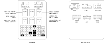 diagram of the fuse boxes for 1999 ford windstar Ford Windstar Fuse Panel Diagram hope this helps please click accept for me 1998 ford windstar fuse panel diagram