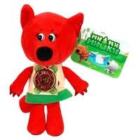 <b>Мягкая игрушка Мульти</b>-<b>Пульти</b> Ми-ми-<b>мишки</b> Лисичка 18 см ...