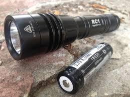 Обзор <b>светодиодный тактический фонарь</b> XTAR RC1 Darkwalker ...