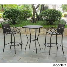 wicker bar height dining table:  ideas about bar height patio set on pinterest bar set patio sets and dining sets