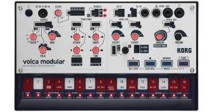 <b>Korg Volca</b>-<b>Modular</b> Профессиональный <b>синтезатор</b>: купить в ...