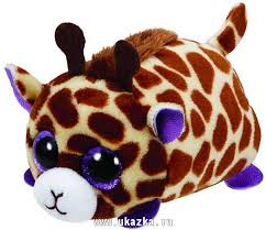 Животные - <b>мягкие игрушки</b>: <b>Жираф коричневый</b>, 10 см 0.00 руб ...