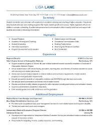 resume objective for project coordinator cipanewsletter leisure studies resume sample resume templat project coordinator