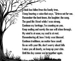 beautiful eulogy... | Lovely Quotes <3 | Pinterest | Sad Day ... via Relatably.com