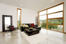 fabulous living room design of mount baker residence which is placed in second floor with white amusing white room