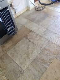 Slate Flooring For Kitchen Kitchen Stone Cleaning And Polishing Tips For Slate Floors