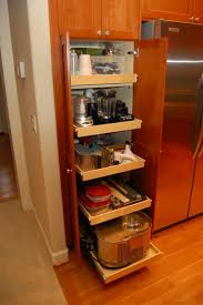 enlarge pantry sliding shelves kitchen pleasant kitchen ravishing kitchen pantry cabinet with drawer built