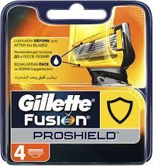 Сменные <b>кассеты Gillette</b> Fusion5 <b>ProShield</b> для мужской бритвы ...