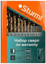 Купить <b>Набор сверл Sturm</b>! 1055-03-SS3 по супер низкой цене со ...