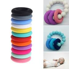 <b>DIY Wooden Beads Connectors</b> Circles Rings Beads Lead Free ...