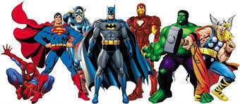 Image result for superheroes ks1