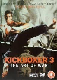 Kickboxer 3: El arte de la guerra