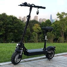 <b>FLJ 1200W</b> 48V <b>Electric</b> Scooter with Seat nice E Scooter Foldable ...