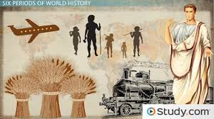High School World History  Homework Help Resource Course   Online     Study com Periods of World History  Overviews of Eras from      B C E to the Present