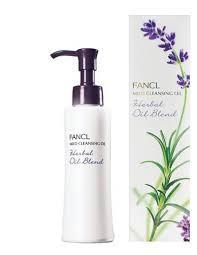 FANCL <b>масло для удаления</b> макияжа Mild Cleansing Oil Herbal Oil ...