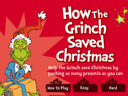 How <b>the Grinch</b> Saved Christmas - Seussville