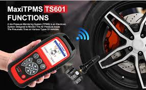 <b>AUTEL MaxiTPMS</b> TS601 Car OBD2 Diagnostic Tool Activate Tire ...