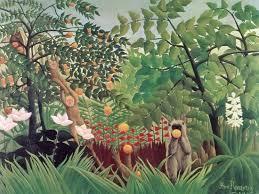 <b>Exotic Landscape</b>, 1910 Giclee Print by <b>Henri Rousseau</b> | Art.com