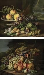 <b>Maximilian</b> Pfeiler (Prague 1656-1746) | Peaches, plums, and ...