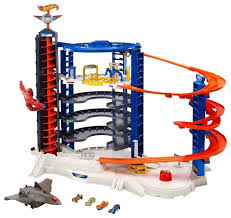 <b>Hot Wheels Игровой набор</b> Hot Wheels Super Ultimate Garage, 6 ...