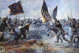 Resultat d'imatges de guerra civil americana a lincoln