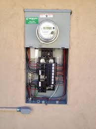 cost of service panel upgrade orange county Utility Breaker Box Wiring electrical contractors orange county 100 Amp Breaker Box Wiring