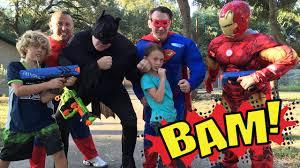 kid heroes 16 the new cop car superman batman iron man and spiderman youtube batman superman iron man