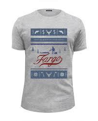 Футболка Wearcraft Premium Slim Fit <b>Fargo</b> (<b>Фарго</b>) #439917 от ...