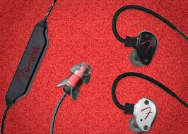 Behind the Design: <b>Fender PureSonic Earbuds</b> | zZounds Music Blog