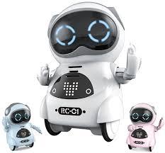 <b>Карманный интерактивный робот</b> - JIA-939A — купить в ...