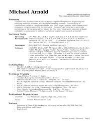 sample systems administrator resume  seangarrette cosample systems administrator resume linux system administrator cv