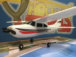 <b>Радиоуправляемый самолет WL</b> Toys F949 Cessna 182 RTF 39 ...