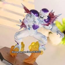<b>Hot</b> Toys <b>12cm Dragon Ball</b> Z Games Free Anime Figurines Frieza ...
