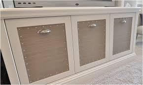 grasscloth panels on furniture burlap furniture