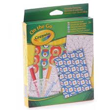 Набор для <b>рисования Crayola</b> Рисуем узоры 04-1002C: купить за ...