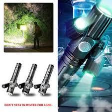 IPX6 waterproof T6 L2 LED Multi-function Three Head Lamp ... - Vova
