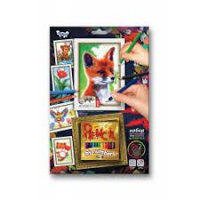 Отзывы о <b>Раскраска</b> по номерам <b>Danko Toys</b>