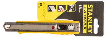 <b>Нож Stanley FatMax</b> 0-10-421 - цена, отзывы, характеристики ...